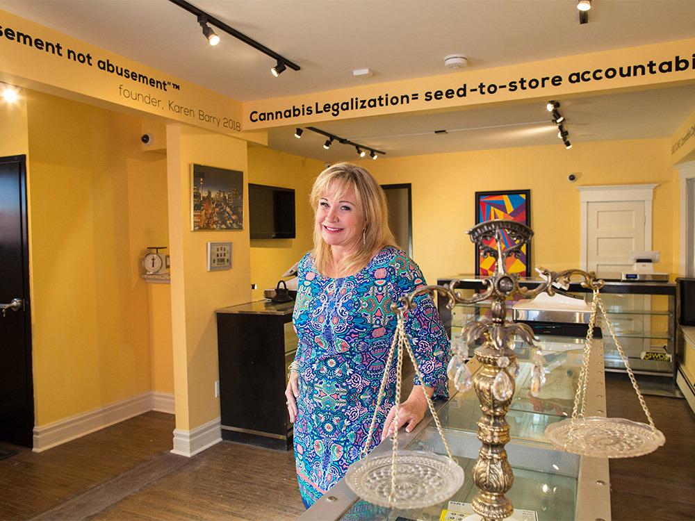 Ya han abierto más de 200 tiendas de cannabis en Calgary