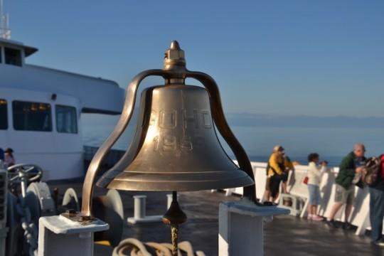 Black Ball, el ferry entre Victoria y el parque nacional de Olympic